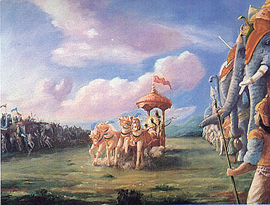 Krishna's Chariot