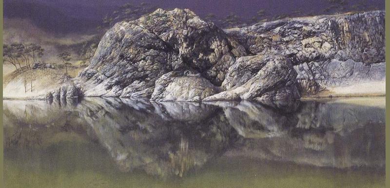 Water Buddah